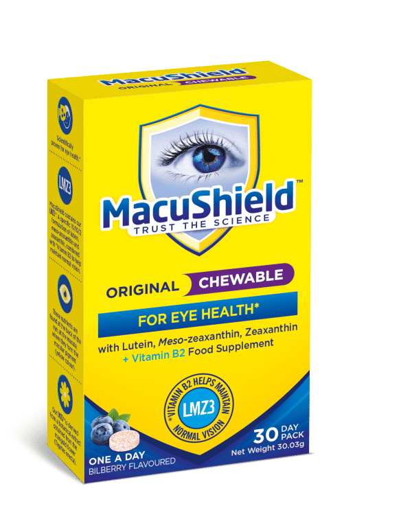 MacuShield original masticabil