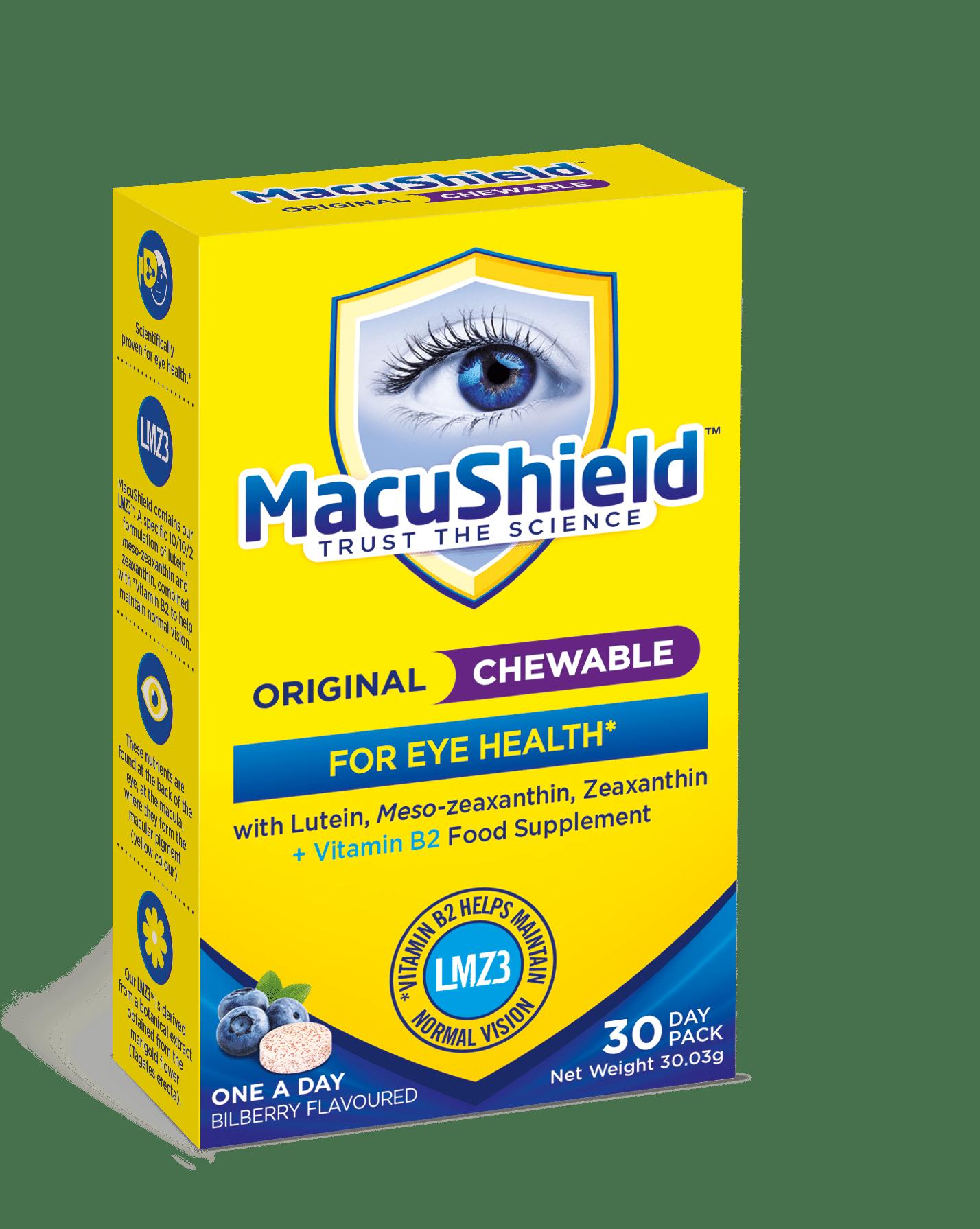 MacuShield Chewable